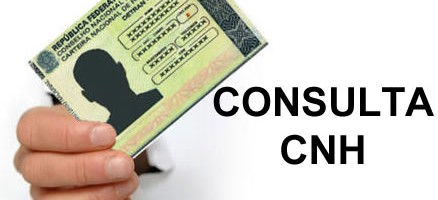 Consulta CNH - Carteira de motorista
