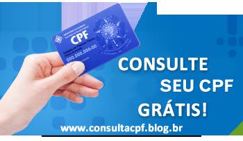 Consultar CPF Grátis Serasa